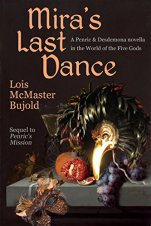 miras last dance by lois mcmaster bujold