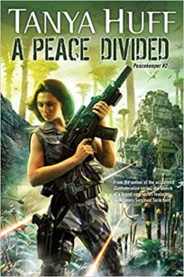 peace divided by tanya huff