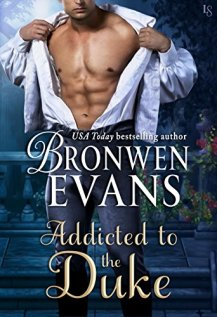 addicted to the duke by bronwyn evans