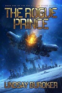rogue prince by lindsay buroker