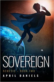 sovereign by april daniels