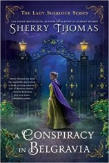 conspiracy in belgravia by sherry thomas