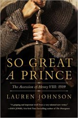 so great a prince by lauren johnson