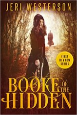 booke of the hidden by jeri westerson