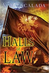 halls of law by vm escalada