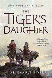 tigers daughter by k arsenault rivera