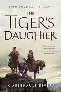 tigers daughter by k arsenault rivera