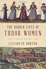 hidden lives of tudor women by elizabeth norton