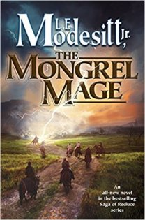 mongrel mage by le modesitt