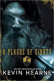 plague of giants by kevin hearne