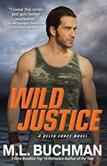 wild justice by ml buchman