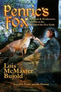 penrics fox by lois mcmaster bujold