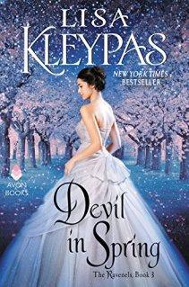 devil in spring by lisa kleypas