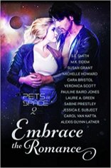 embrace the romance pets in space 2 by se smith et al