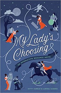 my ladys choosing by kitty curran and larissa zageris