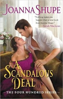 scandalous deal by joanna shupe