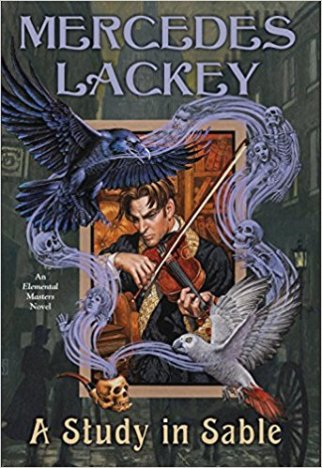 study in sable by mercedes lackey