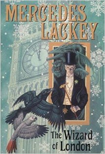 wizard of london by mercedes lackey