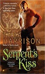 serpents kiss by thea harrison