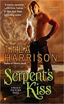 serpents kiss by thea harrison