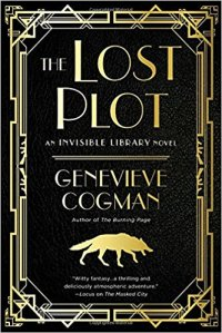 lost plot by genevieve cogman