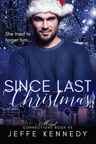 since last christmas by jeffe kennedy