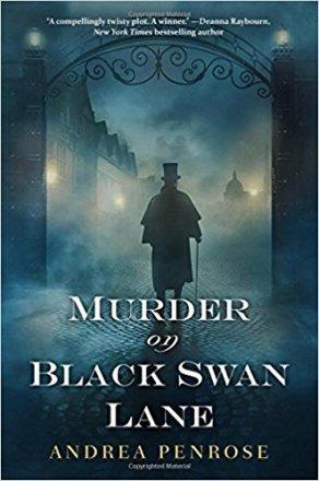 murder on black swan lane by andrea penrose