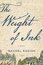 weight of ink by rachel kadish