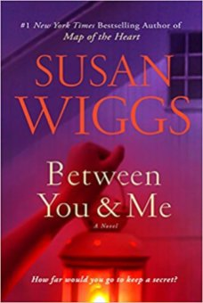 between you and me by susan wiggs