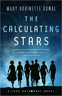 calculating stars by mary robinette kowal