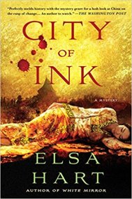 city of ink by elsa hart