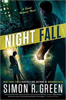 night fall by simon r green