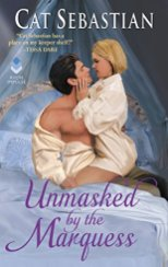 unmasked by the marquess by cat sebastian