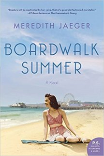 boardwalk summer by meredith jaeger