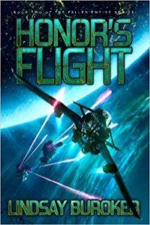 honors flight by lindsay buroker