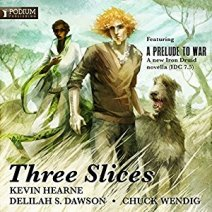three slices by kevin hearne audio