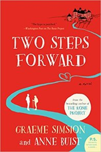 two steps forward by graeme simsion and anne buist