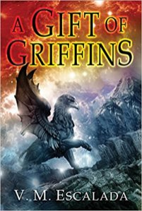 gift of griffins by vm escalada