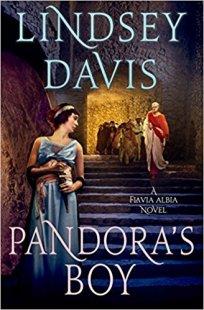 pandoras boy by lindsey davis