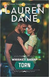 whiskey sharp torn by lauren dane