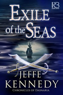 exile of the seas by jeffe kennedy