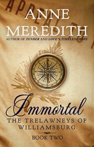 immortal by anne meredith