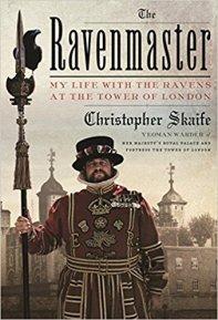 ravenmaster by christopher skaife