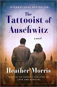 tattooist of auschwitz by heather morris