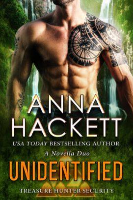 unidentified by anna hackett
