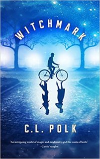 witchmark by cl polk