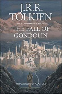 fall of gondolin by jrr tolkien