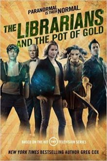 librarians and the pot of gold by greg cox