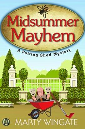midsummer mayhem by marty wingate