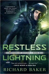 restless lightning by richard baker